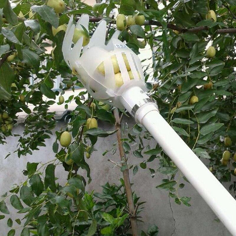 Fruit Picker Tool Picking Tool Fruit Cathcer Quicker Gardening Farm Catcher Outside Device Garden Hardware