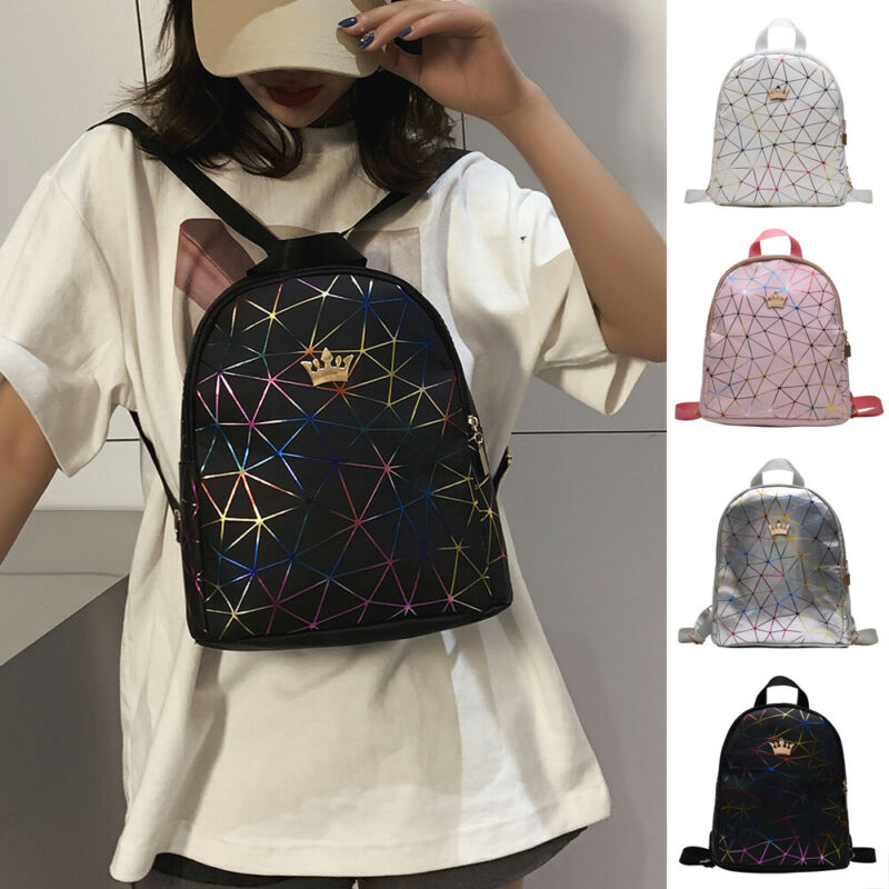 Fashion Women Backpack Mini Bags Small Backpack School Shoulder Bag Rucksack Leather Travel Bag /BY