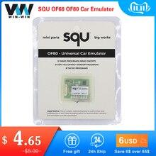 SQU OF68 Universale Auto Emulatore SQU OF80 Auto Emulatore Segnale di Reset Immo off Sedile del sensore di occupazione/Tachi programmi di Diagnostica strumento