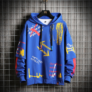 Image 5 - Singload męskie bluzy z kapturem męskie 2020 moda Hip Hop Harajuku japońska moda uliczna bluzy typu Oversized bluza czarna bluza z kapturem mężczyzn