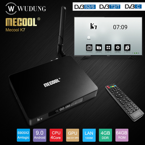 Mecool K7 Android 9.0 TV Box A