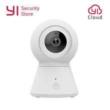 Powered by YI Smart Dome Camera 1080p Wifi Home Cam CCTV Pan/Tilt/Zoom Wireless IP Camera Security Surveillance Cam Cloud YI IOT(China)