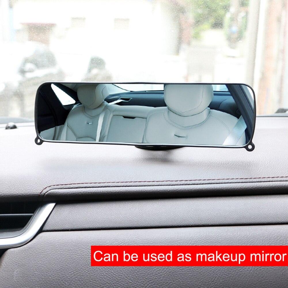 Espejo retrovisor interior del autom/óvil Seguridad autom/ática Vista f/ácil Asiento trasero Espejo ajustable Vista frontal del beb/é Accesorios para el autom/óvil de acr/ílico