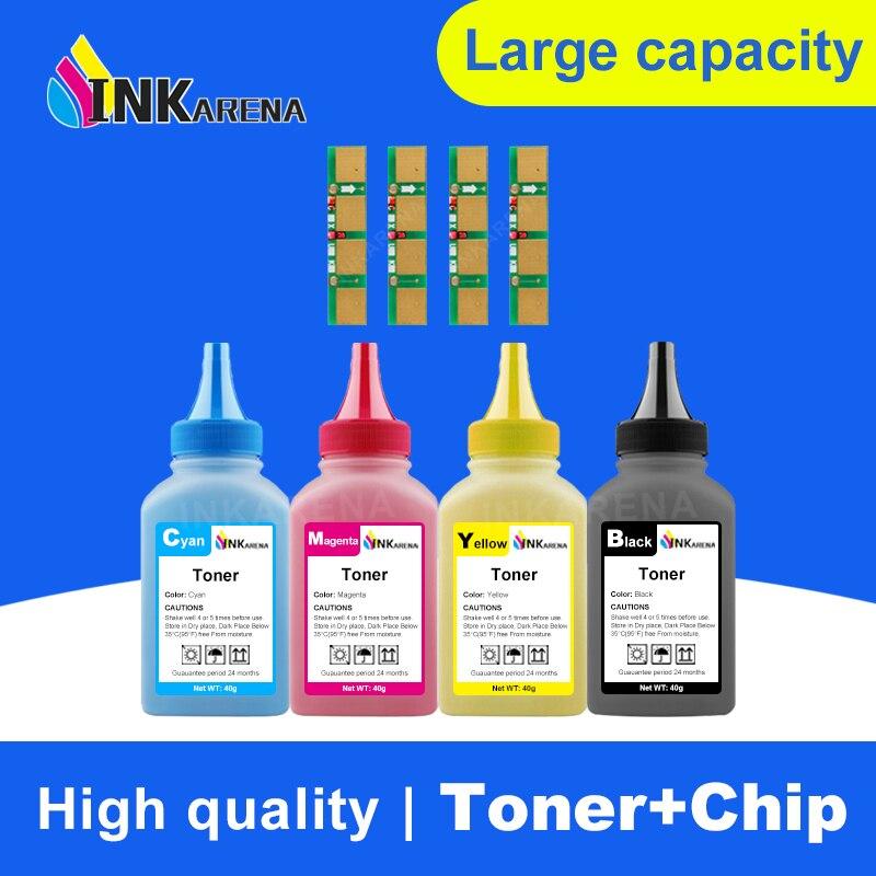 INKARENA Toner Powder With chip CLT 407 CLT 407 CLT K407S for Samsung CLP 320 CLP 325 CLP 326 CLX 3180 CLX 3185 Refill Toner|Toner Powder| |  - title=