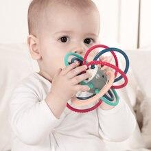 Sonajero educativo para bebés de 0 a 12 meses para recién nacidos, juguete móvil para cuna