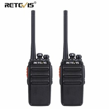 Retevis RT24 PMR Radio Walkie Talkie 2pcs 0.5W PMR446 License free Two way Radio Station Handy Walkie talkies Radio Communicator