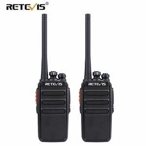 Image 1 - Retevis RT24 PMR Radio Walkie Talkie 2pcs 0.5W PMR446 License free Two way Radio Station Handy Walkie talkies Radio Communicator