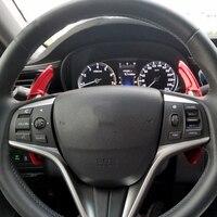 Honda Spirior CRV Civic Accord Acura (2015-2019) 용 LS 자동 자동차 스티어링 휠 시프트 패들 시프터 익스텐션