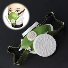 Painting Dust Mask High Quality Protection Gas Anti-fog Haze Industrial Woodworking Polishing Respirator
