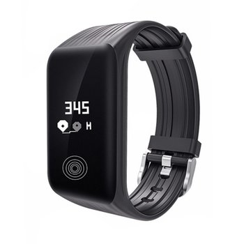 цена на Fashionable Smart Bracelet Bluetooth Smart Watch Waterproof K1 Smartwatch Lightweight Heart Rate Wrist Watch drop ship