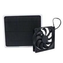 Вентилятор на солнечных батареях Мини вентилятор 10 Вт Солнечный