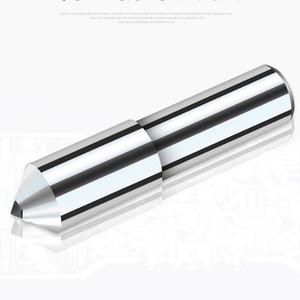 Image 2 - 다이아몬드 그라인딩 디스크 휠 스톤 드레서 도구 드레싱 펜 도구 테이퍼 팁 수리 부품 연마 도구 숫돌