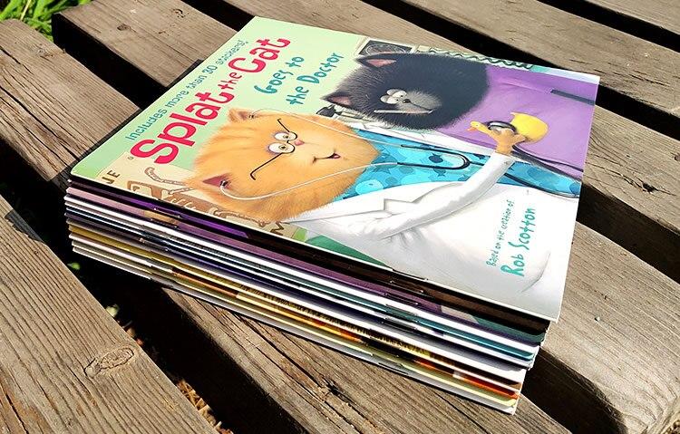 infantil crianças presente bolso livro de histórias para dormir