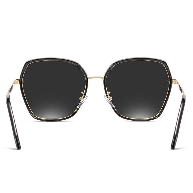 2020 Fashion Luxury Vintage Womens Sunglasses HD Polarized Lens Ladies Fashion Trending Sun Glasses UV400 Protection 3