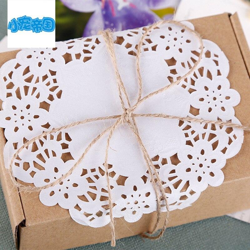 Small Pet Empire Building Model Material Two String Hemp Rope DIY Rope Fine Hemp Creative Gifts Handmade DIY Materials