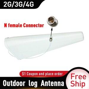 Image 4 - Antena periódica de registro externo, antena reforço de sinal de antena 2g 3g 4g 13dbi 700 2700mhz antena externa 4g repetidor de sinal