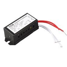 AC 220V to 12V 20-50W Halogen Lamp Electronic Transformer LED Driver Power Supply for Low-voltage Halogen Lamp 105w 12v halogen light led electronic transformer power supply driver power supply dc12v