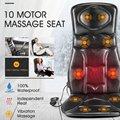 10 мотор вибрации массажное кресло подушка сиденья w/тепло для домашнего офиса автомобиля