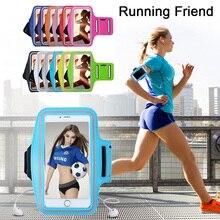 Универсальный уличный спортивный держатель для телефона, нарукавный чехол для Xiaomi Mi 9, спортивная беговая сумка для телефона, нарукавник, чехол для huawei P20 Lite