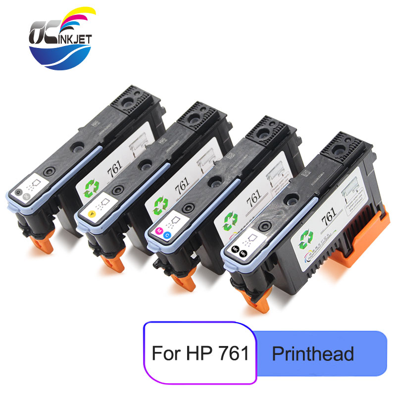 Never Used Print Head For HP 761 762 Printhead Suit For HP Designjet T7100 T7200 Printer CH645A CH646A CH647A CH648A CN074A image