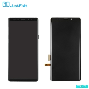 Image 4 - For Samsung Galaxy Note 9 Lcd Display Touch Screen 100% Original Digitizer Assembly N960 N960F N960D N960DS lcd with Frame