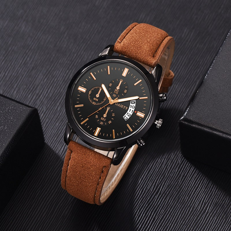 Great Value Business Top Brand Luxury Men Watches Ultra Thin Date Wrist Watch Male Genuine Leather Strap Casual Quartz Clock