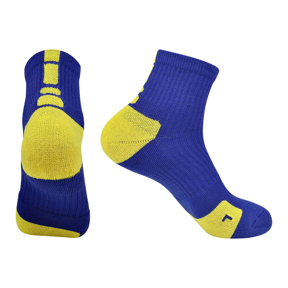Cycling Socks Knee-High Professional Bicycle Compression Stocking Breathable Outdoor Sport Footwear Protect Running Socks BC0226 (28)
