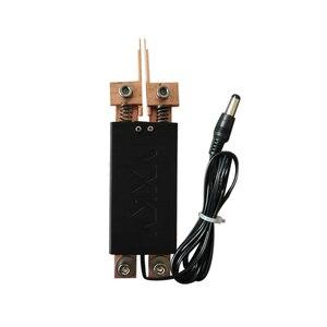 Image 2 - Новинка, Встроенная ручка для точечной сварки, Автоматический триггер, встроенный переключатель для точечной сварки DIY, сварочный аппарат для батареи