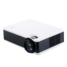 2019 new arrival digital home theater projector long life game playing home HD LCD LED projector cheap Manual Correction 800x480dpi Digital Projector EU Plug US Plug AU Plug UK Plug 55-120 Throwing Ceiling Back Projection 4 3 16 9