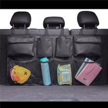 Car Accessory Vehicle Luggage Bag Vehicle Tool Bag Vehicle Luggage Organizer Car Interior Tool Bag
