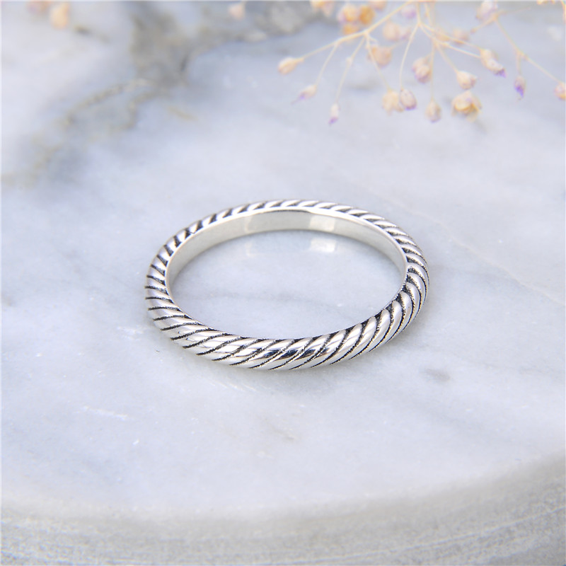 Korean Version Of The Best Selling New Silver Ring 925 Sterling Silver Ring Party Ladies Style Original Exquisite Fashion Jewelr