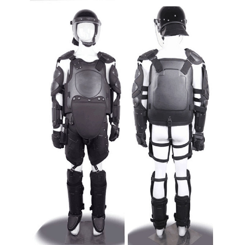 Protective Armour Security Full Riot Suit Tactical Complete Army Police Anti Kit