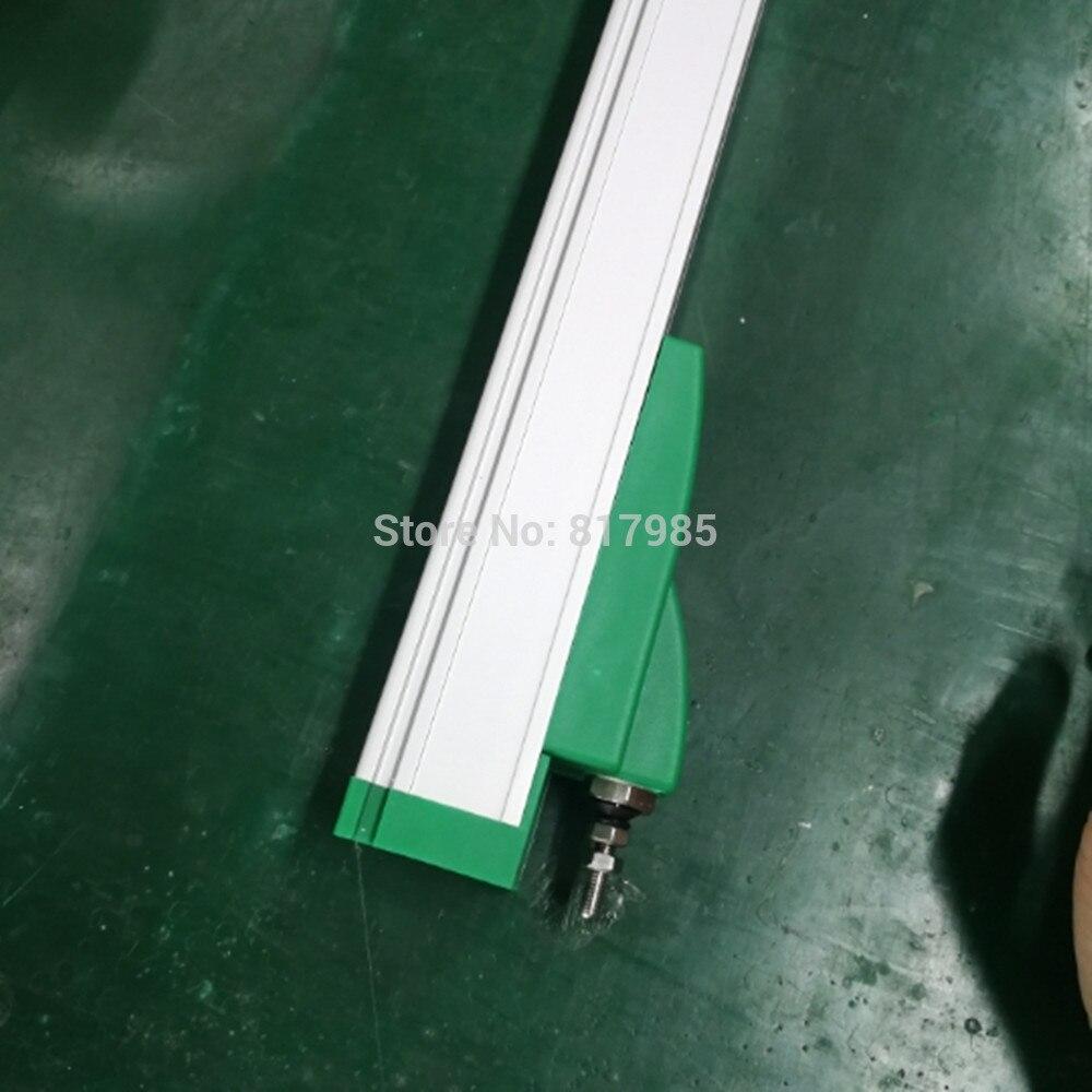 Potenciômetro linear do movimento do sensor linear do transdutor do slider de KTF-550 - 950mm