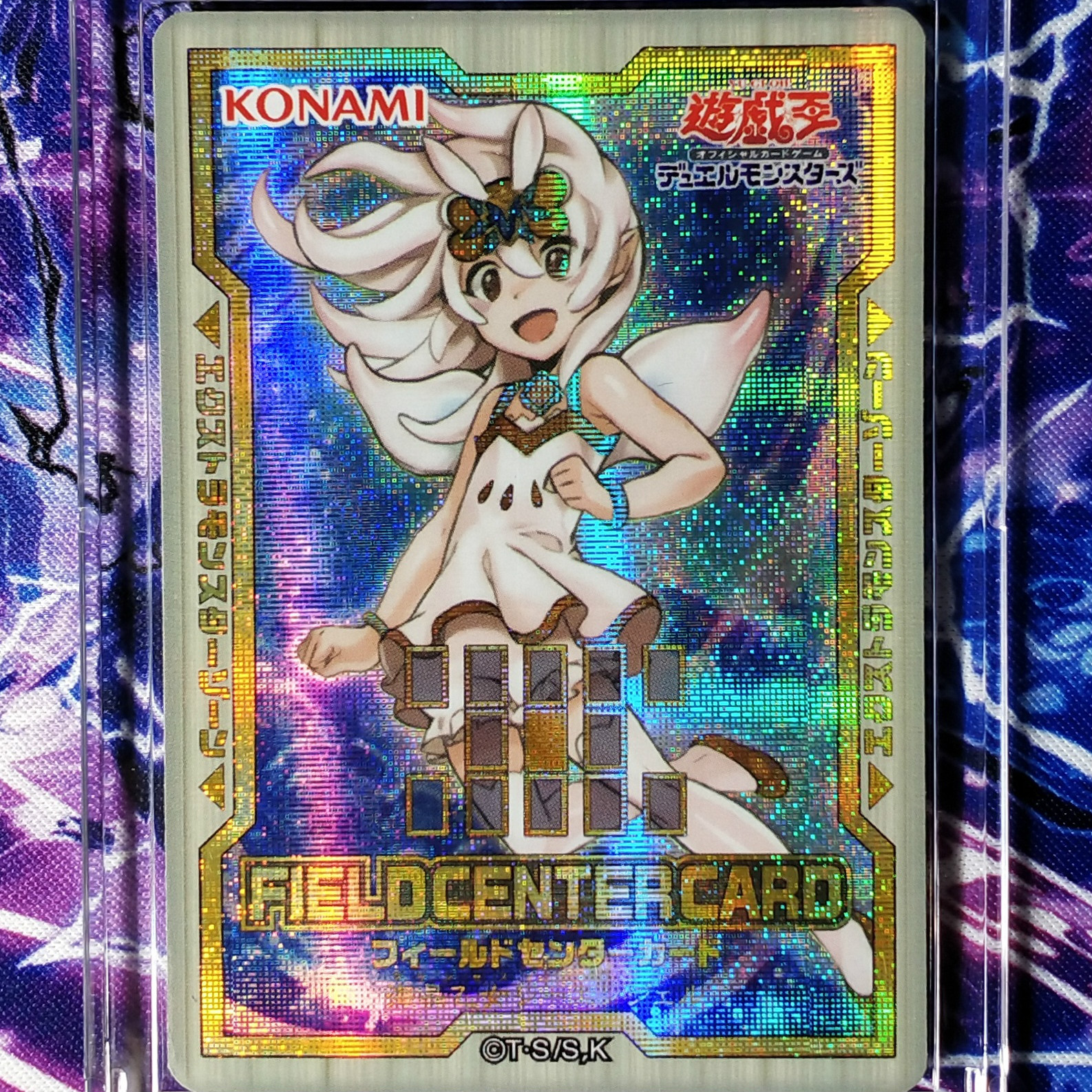 Yu Gi Oh Marincess DIY Colorful Toys Hobbies Hobby Collectibles Game Collection Anime Cards