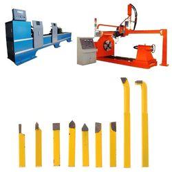 TOOZO 9Pcs 8x8mm Metallo Duro Tornio Metallo Cutter Bit Set di Utensili da Taglio Tornitura Boring