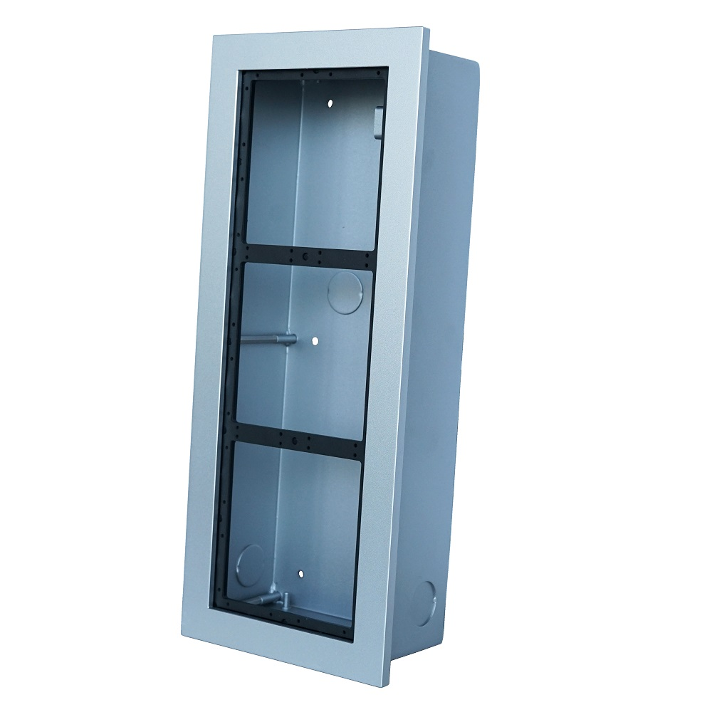 VTM126 & VTM128  For VTO4202F VTO4202F-P Mounting Box For 3 Module