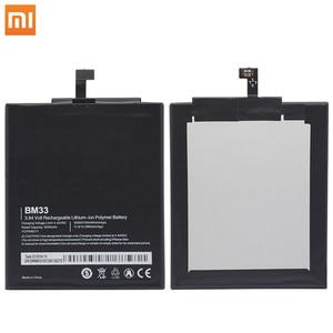 Image 2 - Original For XIAOMI MI4i Battery BM33 For Xiao mi 4i Battery celular smartphones Xiaomi Battery Replacement Batteria 3120mAh