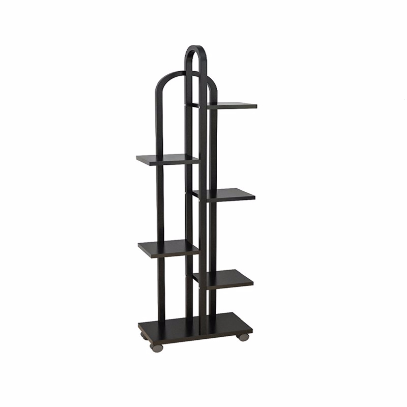 Flower Rack Shelf  Household Multi-storey Indoor Ground Iron Art Balcony Flowerpot Shelves