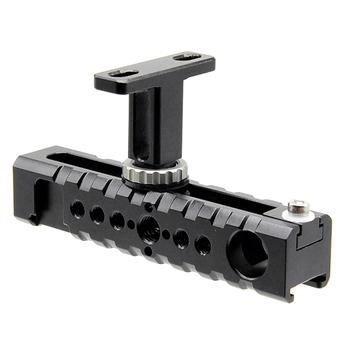 Lustrzanka cyfrowa uchwyt ściskacz odpinany ściskacz dla kamery cyfrowe kamery kamery akcesoria fotograficzne tanie i dobre opinie YouPro Lumix NONE CN (pochodzenie) Black DSLR Camera Handle Grip Aluminum alloy