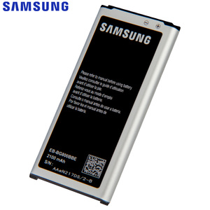 Image 4 - SAMSUNG Original Battery EB BG800CBE EB BG800BBE For Samsung GALAXY S5 mini S5MINI SM G800F G870a G870W EB BG800BBE 2100mAh NFC