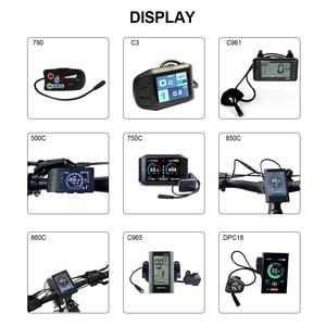 Image 3 - Hot Koop Gratis Verzending Bafang 48V 750W BBS02b Elektrische Fiets Midden Aandrijfmotor Kit Mm G340.750