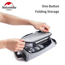 Wash-Bag Naturehike Waterproof Travel-Supplies Portable TPU Separation Multifunctional