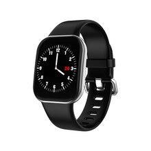 X16 inteligentny zegarek krokomierz inteligentny zespół pulsometr Monitor ciśnienia krwi wodoodporna bransoletka dla Xiaomi huawei Oppo Andriod Ios