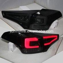 Светодиодная задняя подсветка черная версия для Toyota RAV4 led задняя подсветка 2013- tw