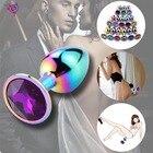 Jewelry Anal Plug Bu...
