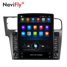 Navifly For VW Volkswagen Golf 7 9.7 inch Tesla style Android video Car radio multimedia player navigation gps No 2 din DVD(China)