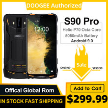 IP68 DOOGEE S90 Pro Modular Rugged Mobile Phone Helio P70 Oc