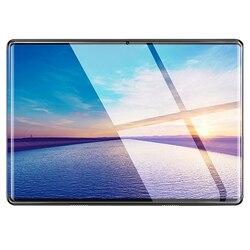 7000 мАч, Android 9,0, 2.5D экран, планшетный ПК, 10,1 дюймов, 3G, телефон, планшетный ПК, 8, четыре ядра, ram, 6 ГБ rom, 128 ГБ, планшеты, детский планшет, FM, gps