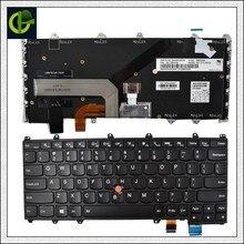 Originele Engels Verlicht Toetsenbord Voor Lenovo Thinkpad Yoga 260 370 X380 Yoga / Yoga S1 4TH 01HW575 01HW615 01HX100 01HW655 ons