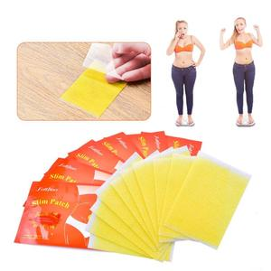 New Slimming Navel Stick Slim Patch 10pcs/Bag Weight Lose Paste Natural Ingredients Detox Adhesive Burning Fat Patch Slim TSLM1
